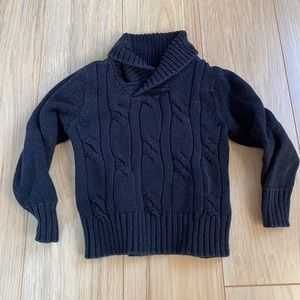 Old Navy [2T] Black Cotton sweater